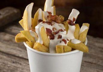 Burgers lança Califa fries