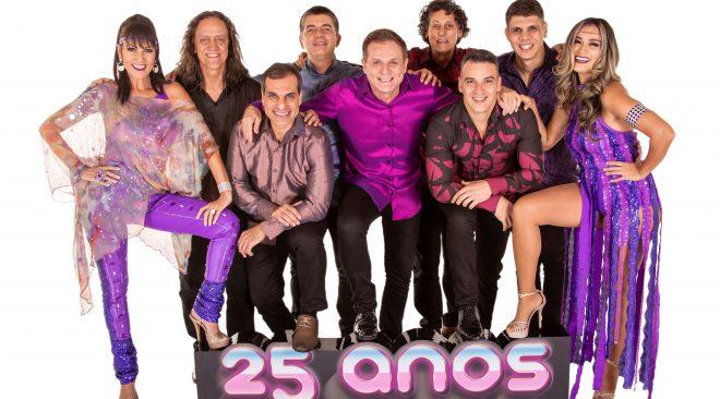 Banda CELEBRARE, em turnê especial comemorando 25 anos de carreira em dois grandes shows.                                     Dia 09 de Agosto no Vivo Rio e 24 de Agosto no Ribalta.