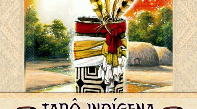Roberto Marttini lança tarô indígena na Bienal do livro e promove workshop de xamanismo