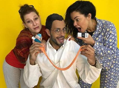 Michelly Boechat estreia peça musical 'Slime Mania' no Barra Square