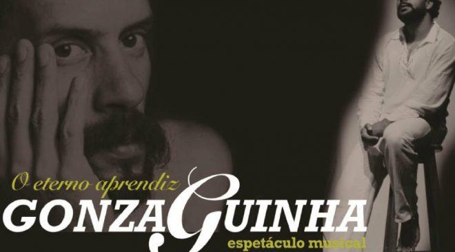 Musical GONZAGUINHA: O ETERNO APRENDIZ no Teatro Fashion Mall.