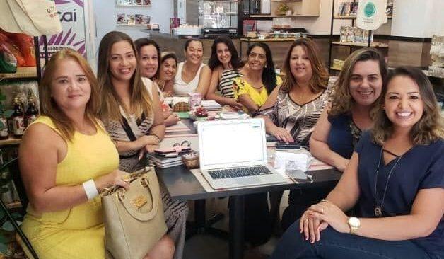 TODAS UNIDAS PELO MESMO PROPÓSITO-  evento reúne mulheres empreendedoras na Barra da Tijuca.