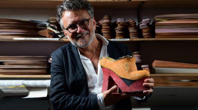 Wallace Safra recebe o designer de sapatos Jailson Marcos ao vivo