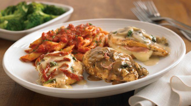 Dias das Mães em casa: surpreenda a família com um almoço especial do Abbraccio.