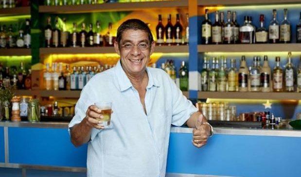 """""""Bar do Zeca Pagodinho – EM CASA! parabeniza Arlindo Cruz"""""""