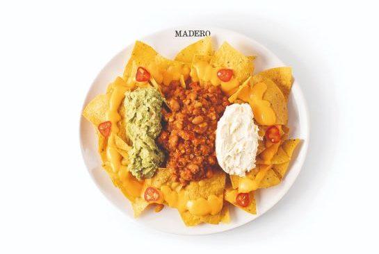 MADERO apresenta novidades veganas e vegetarianas