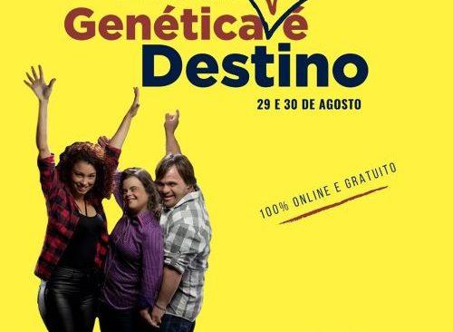 """Inscreva-se no Congresso Online """"Genética não é Destino"""""""