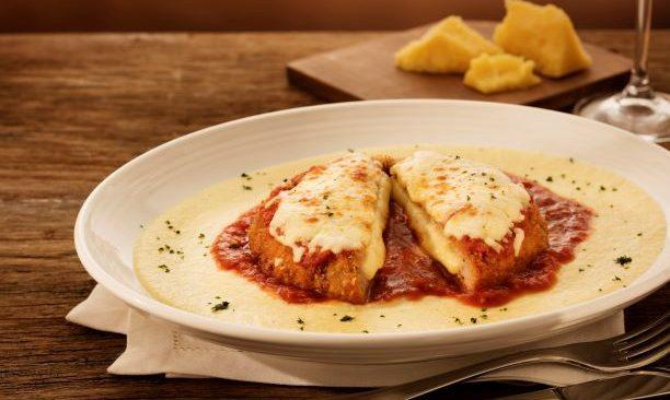 Menu Executivo: pratos do Abbraccio são ótimas opções para quem voltou a rotina e precisa almoçar fora de casa