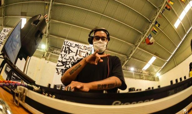 Em clima de Hip Hop: pandemia impulsiona novas formas de organizar eventos